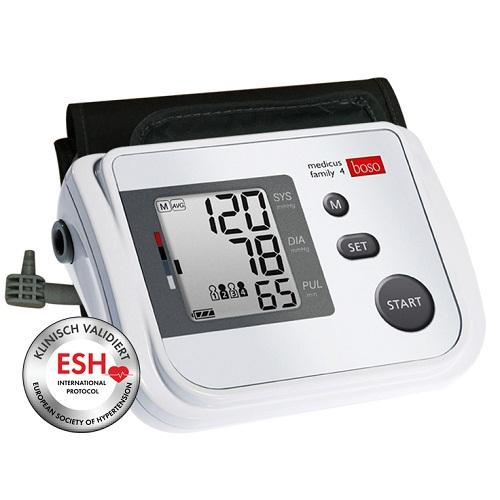 máy đo huyết áp boso family 4