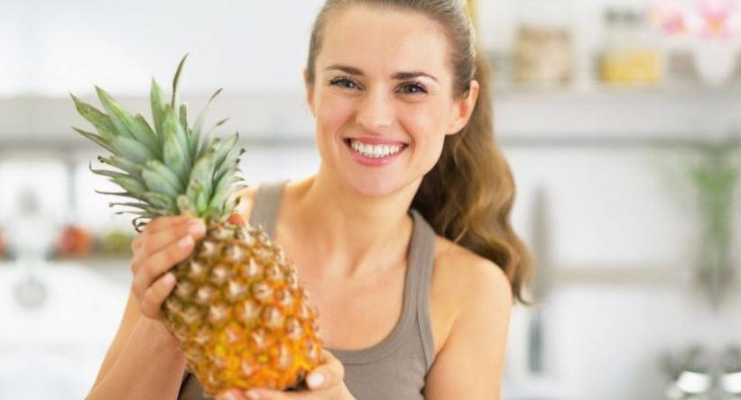 dứa có tác dụng gì sức khỏe